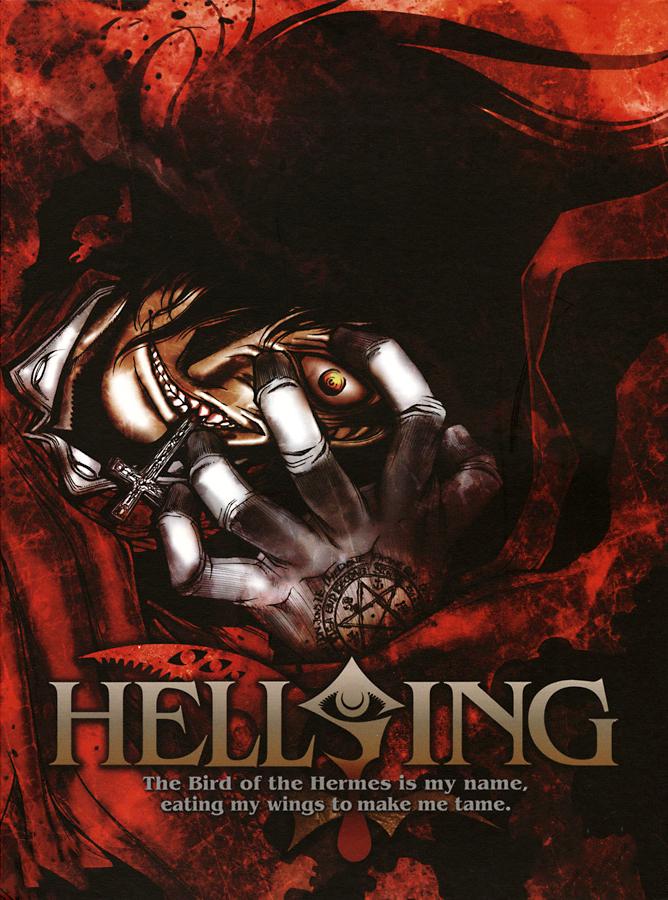 Hellsing Ultimate |10/10| |Audio Castellano| |HD 720p| |Mega|
