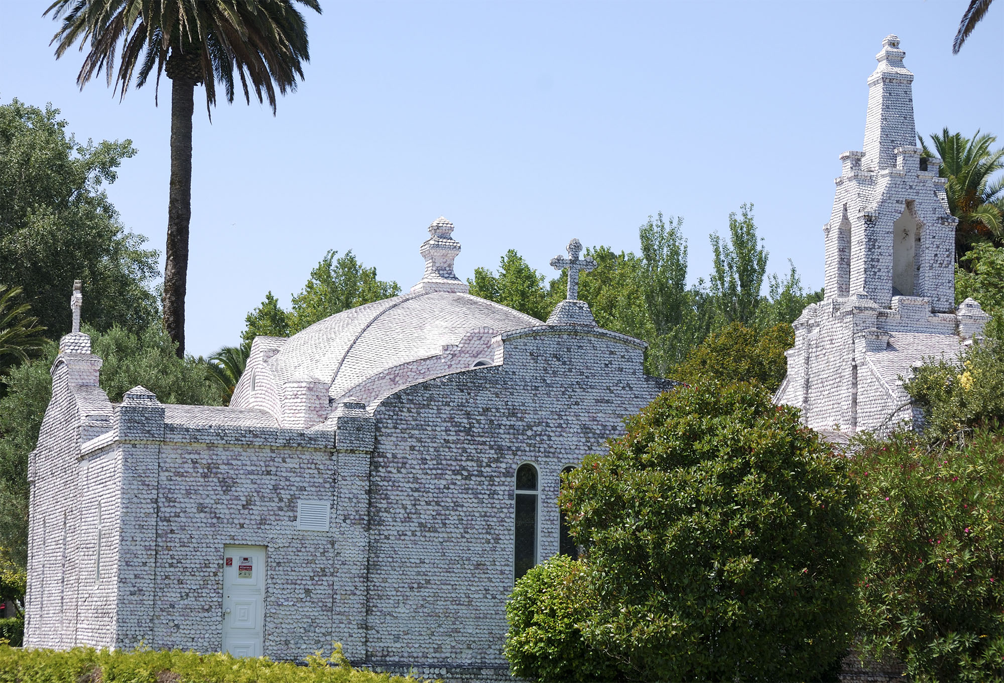 La Toja church