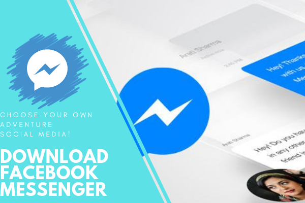 Download Messenger Facebook<br/>