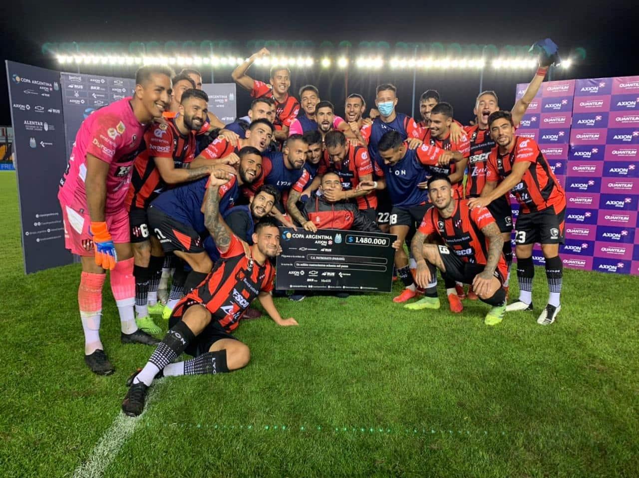 Patronato le ganó a Lanús en los penales y pasó a octavos de la Copa Argentina