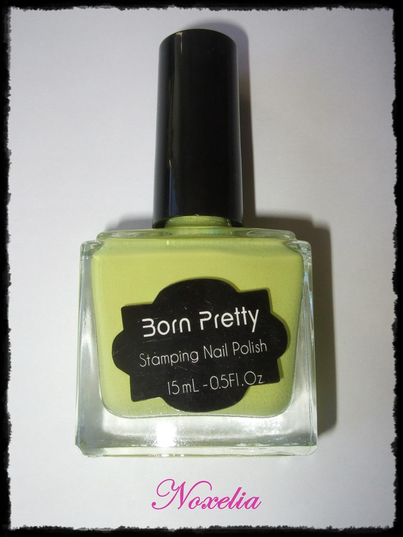 Noxelia: Stamping nail art: Colaboración con BornPrettyStore LXXVIII ...
