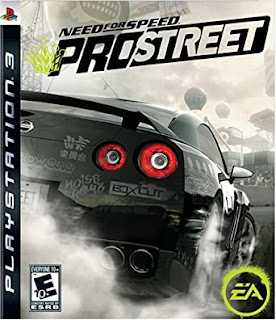 Need for Speed ProStreet PS3