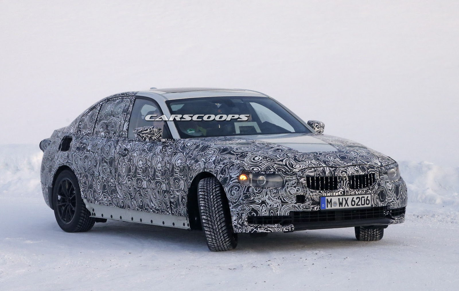 2018 BMW Serie 3 (G20) 16
