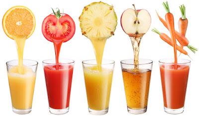 Cara Membuat Aneka Juice Buah