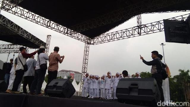 Ada Imbauan dari Partai, 500 Kader PKS DIY ke Jakarta Ikut Reuni 212