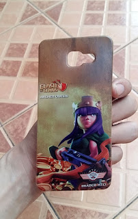 custom case COC Archer Queen