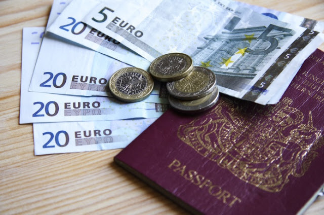 Como levar os euros para a Itália