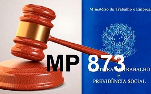 MP 873/19 SERÁ ALTERADA OU CADUCARÁ, ACERTAM MAIA E CENTRAIS SINDICAIS