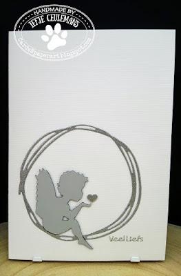 A. Renke Engel en Gummiapan cirkels