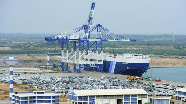 Sri Lanka Menyerahkan Pelabuhan ke China buat Lunasi Utang