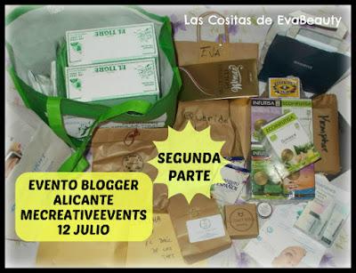 Evento Blogger Alicante Mecreativeevents Belleza instagram