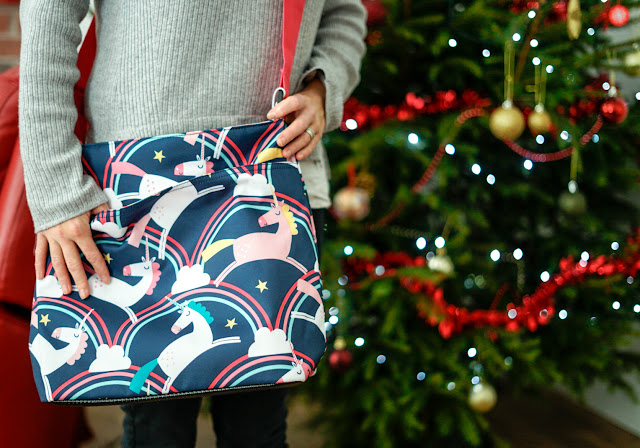 Magic Unicorns Supa Bag | Cosatto Changing Bag Review*