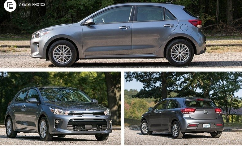 2020 Kia Rio Hatchback Automatic Review Cars Auto Express New