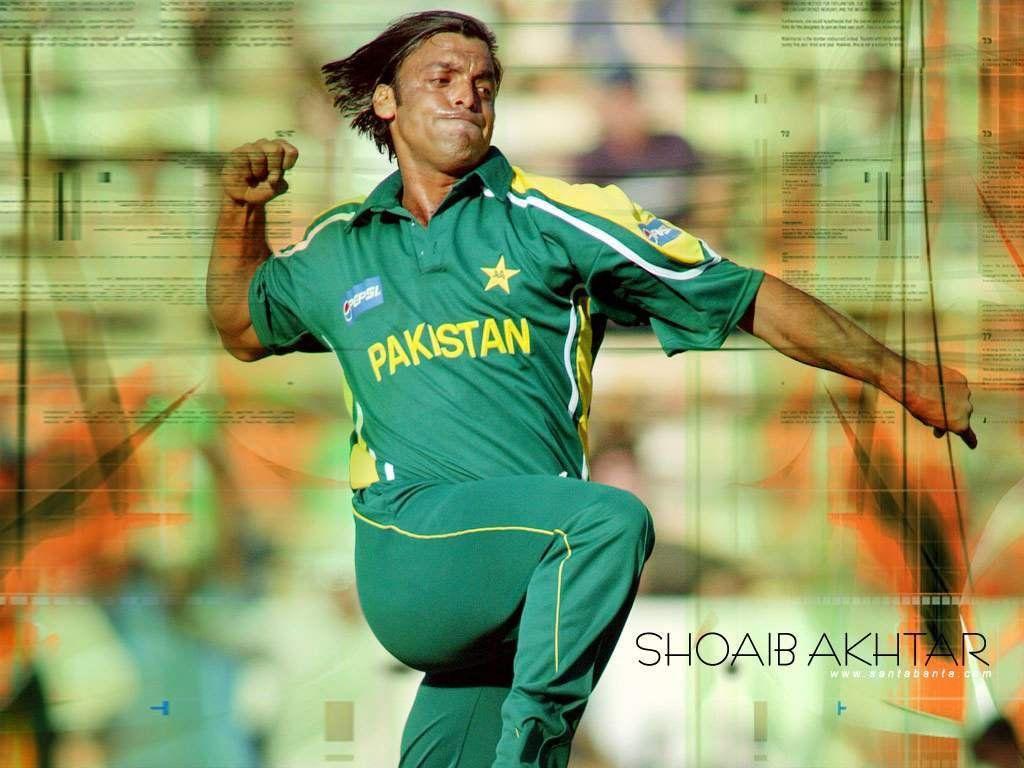 Shoaib Akhtar punching looks