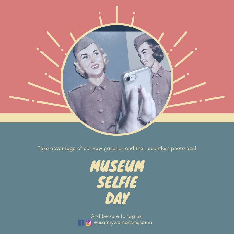 Museum Selfie Day Wishes Images download