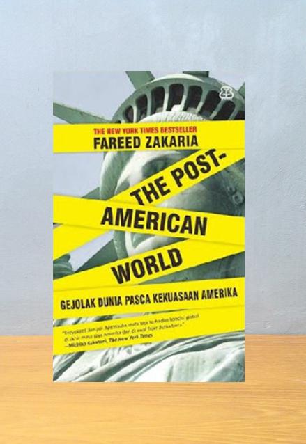 THE POST AMERICAN WORD, Fareed Zakaria