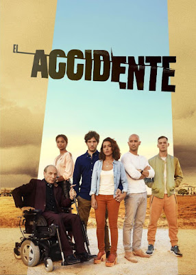 El Accidente (TV Series) S01 DVD R2 PAL Spanish