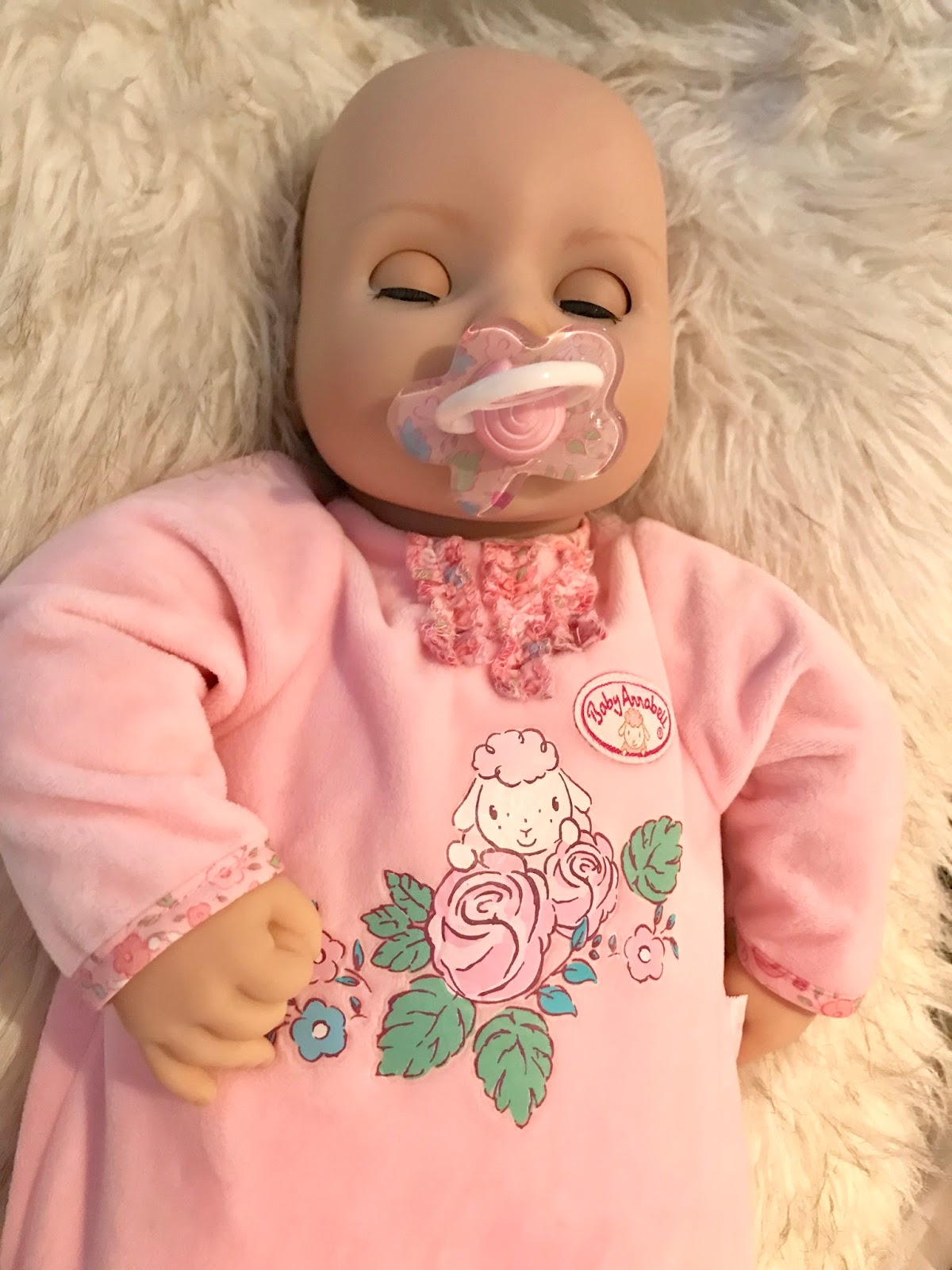 Mummy S Space Baby Annabell Interactive Doll Review