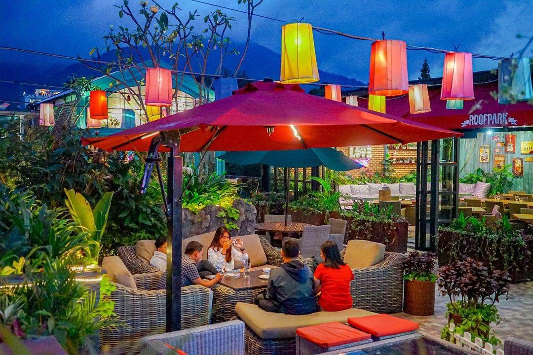 roofpark cafe