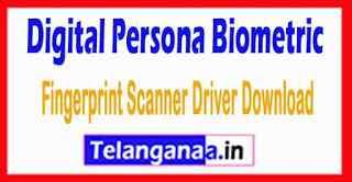 Digital Persona Biometric Fingerprint Scanner Latest Drivers Download
