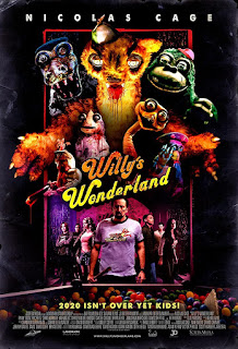 Willy's Wonderland[2021][NTSC/DVDR-Custom HD]Ingles, Español Latino