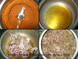 Delicious mutton recipe without onion garlic