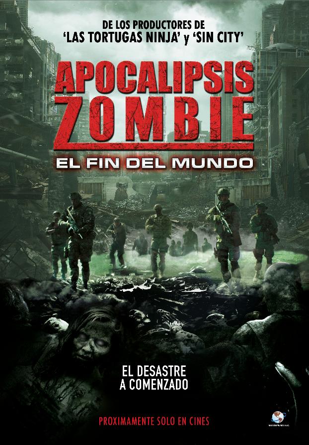 Se Revela Póster Y Tráiler De Apocalipsis Zombie El Fin Del Mundo Revista Level Up Revista Level Up