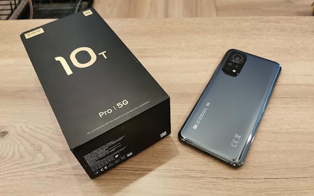 Xiaomi Mi 10T Pro Maroc Prix et caractéristiques technique. Xiaomi Mi 10T 5G 8GB RAM, 256GB