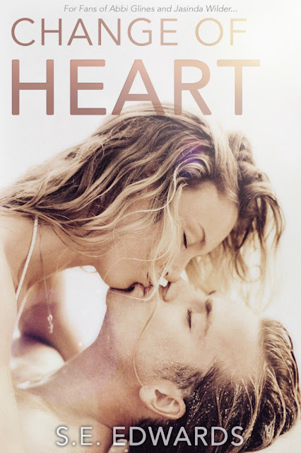Book Blast: Change of Heart by S.E. Edwards *giveaway*