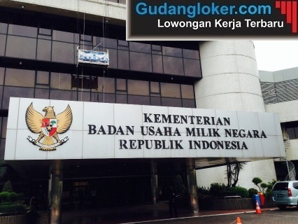 Lowongan Non CPNS Kementerian BUMN