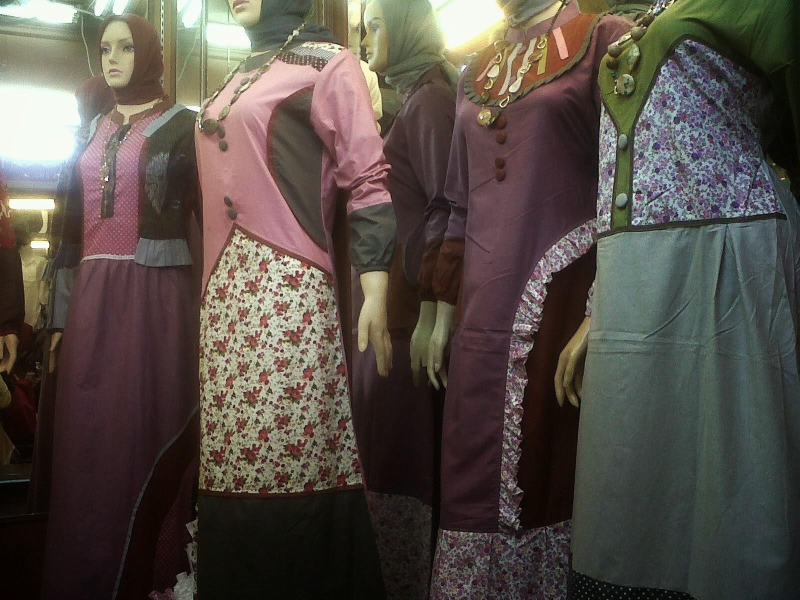 Bisnis Grosir Baju Muslim Murah Surabaya Online | BISNIS ...