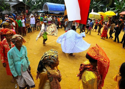 Tradisi Gawai Gedang Indragiri Hulu, Warisan Budaya Tak Benda Riau 2020