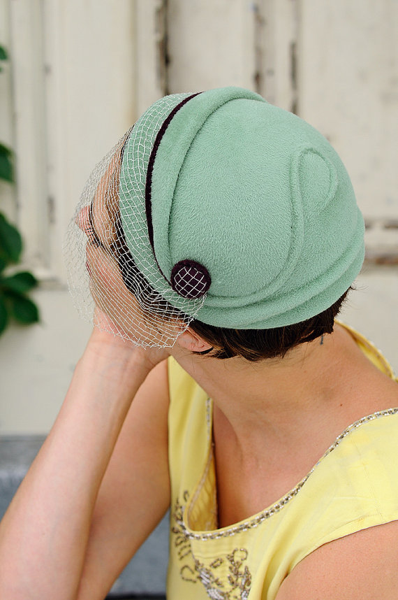 hats of the 20s and 30s meet
