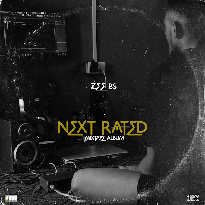 "ENEWS: Zee Bs Unveils Album Art & Tracklist For His debute mixtape album ""Next Rated"""
