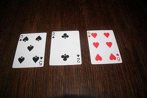 Những lưu ý cần phải biết khi muốn trở thành người chiến thắng trong trò chơi bài 3 cây