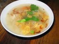 Resep Sop Ayam Simple untuk Resepsi Pernikahan / Manten