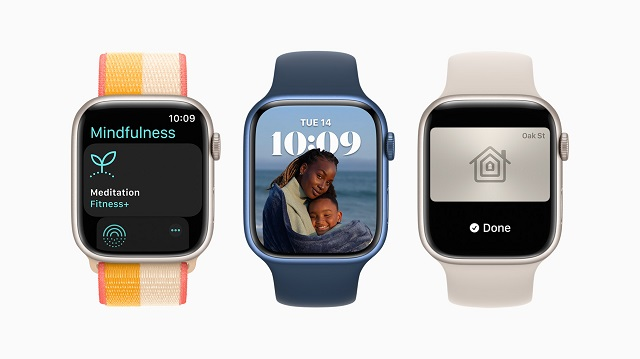 WatchOS 8 is Available ToDay