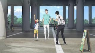 ハイキュー!! アニメ 2期6話   影山飛雄 及川徹 Oikawa Toru   HAIKYU!! Season2 Episode 6