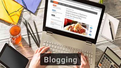 Bisnis Blogger