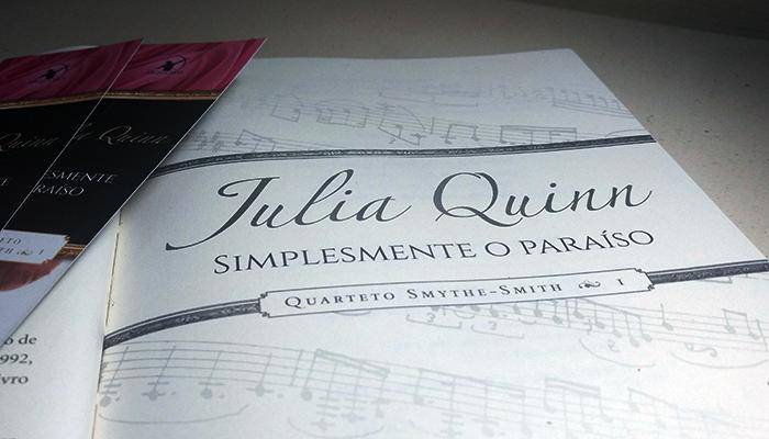 julia quinn quarteto smythe smith simplesmente o paraíso
