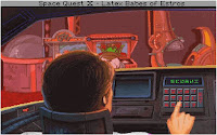 Videojuego Space Quest IV