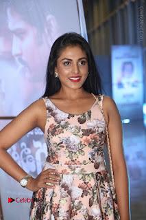 Actress Madhu Shalini Stills in Floral Short Dress at RGV Shiva to Vangaveeti Event  0001.JPG