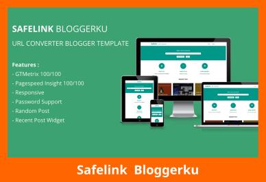 Template Safelink Bloggerku