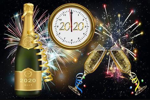 oudejaarsavond 2020