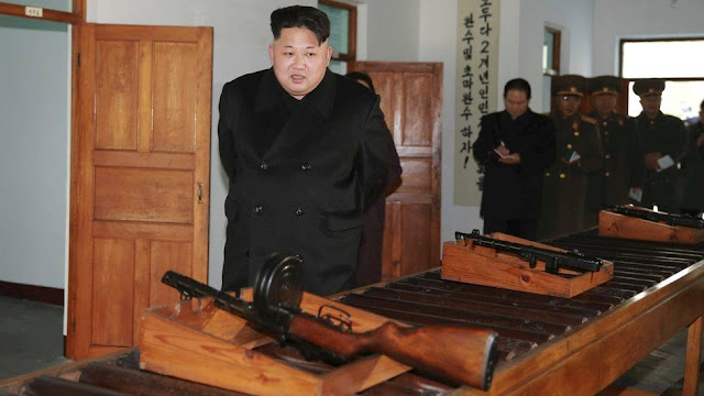 Kim Jong-un Merencanakan Eksekusi Massal bagi Mereka yang Sempat Melarikan Diri ke China