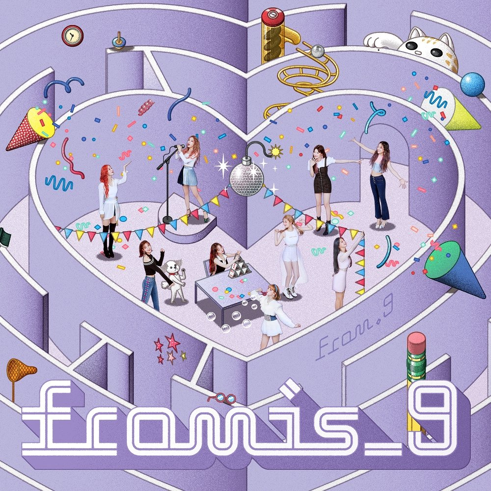 fromis_9 – From.9 – EP