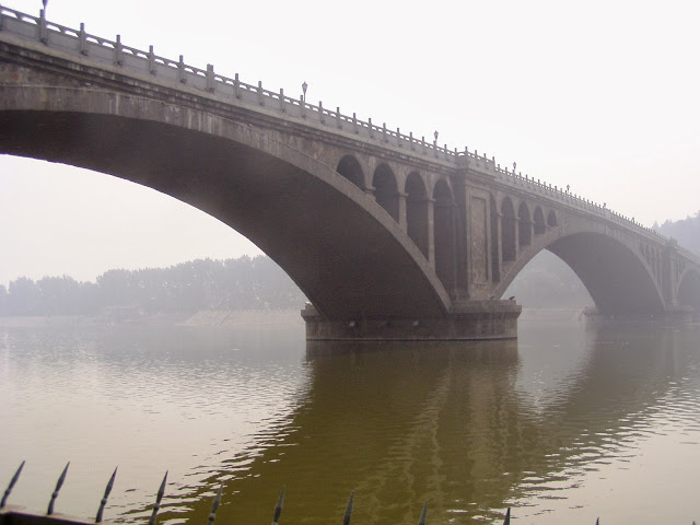 Bridge over the Yi River, Luoyang