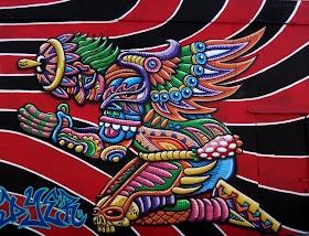 Lời Cầu Nguyện Của Thiên Thần Graffiti
