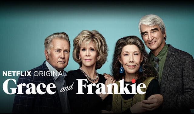 Série: Grace and Frankie