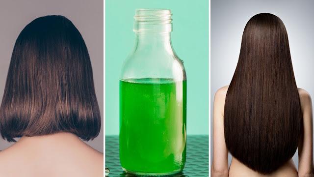 """Shampooing """"bombe"""" pour stopper la chute de cheveux et les faire pousser"""